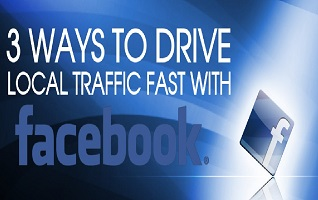 How to Drive Fast Local Traffic to Your Website with Facebook
